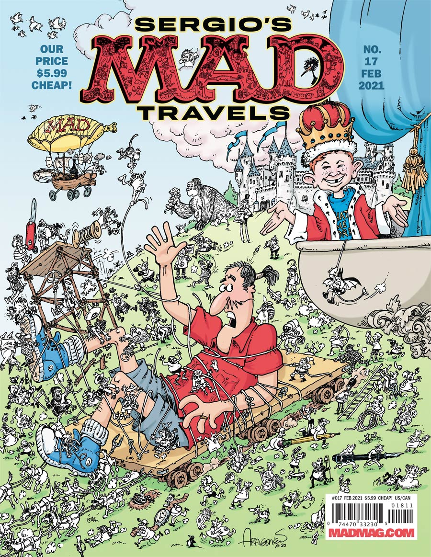 All-New MAD Magazine #17