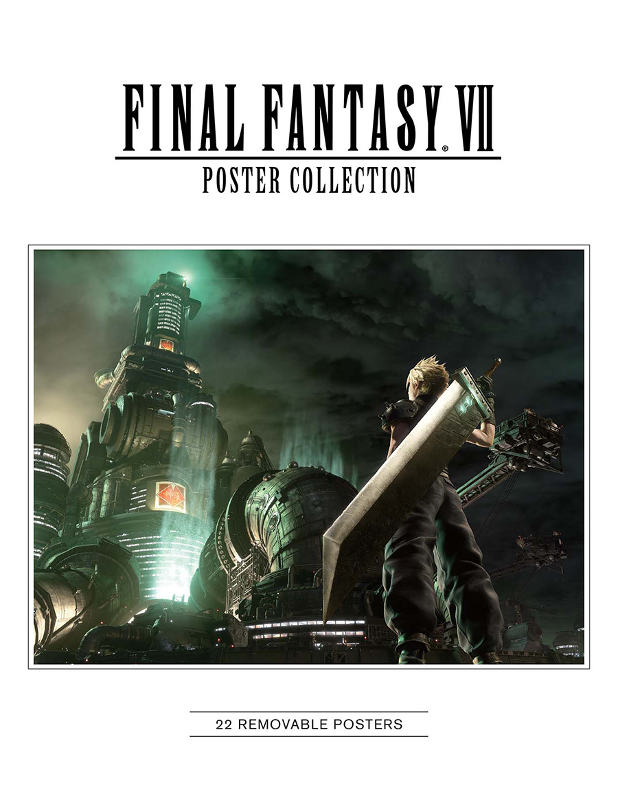 Final Fantasy VII Poster Collection TP