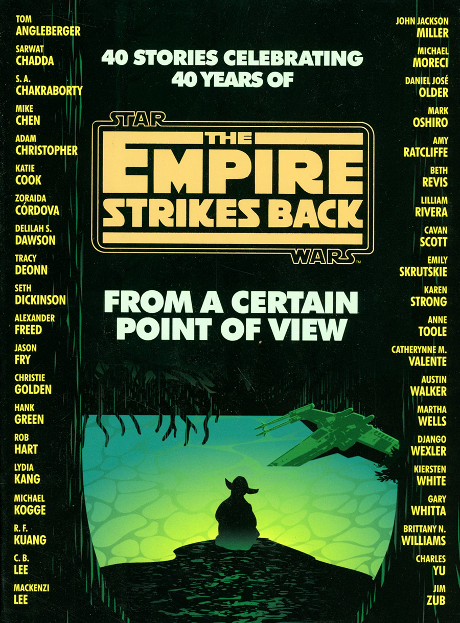 Star Wars From A Certain Point Of View The Empire Strikes Back HC
