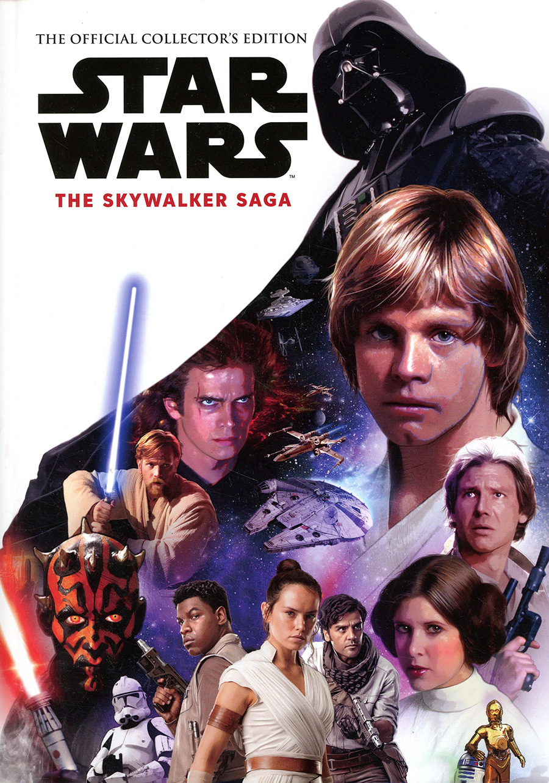 Star Wars Skywalker Saga Official Collectors Edition HC
