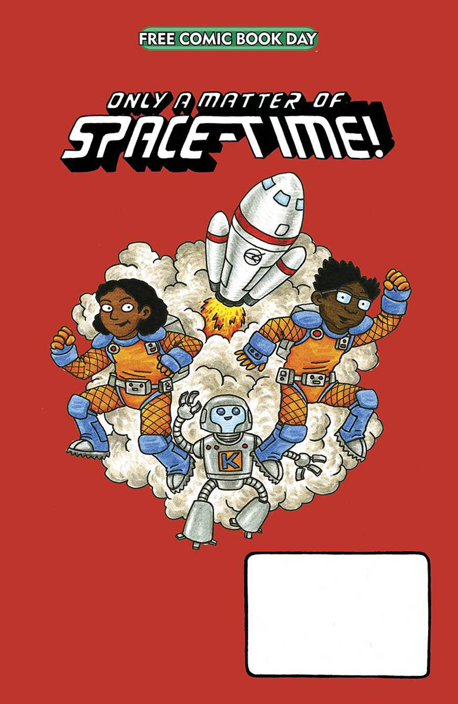 Only A Matter Of Space-Time FCBD 2020