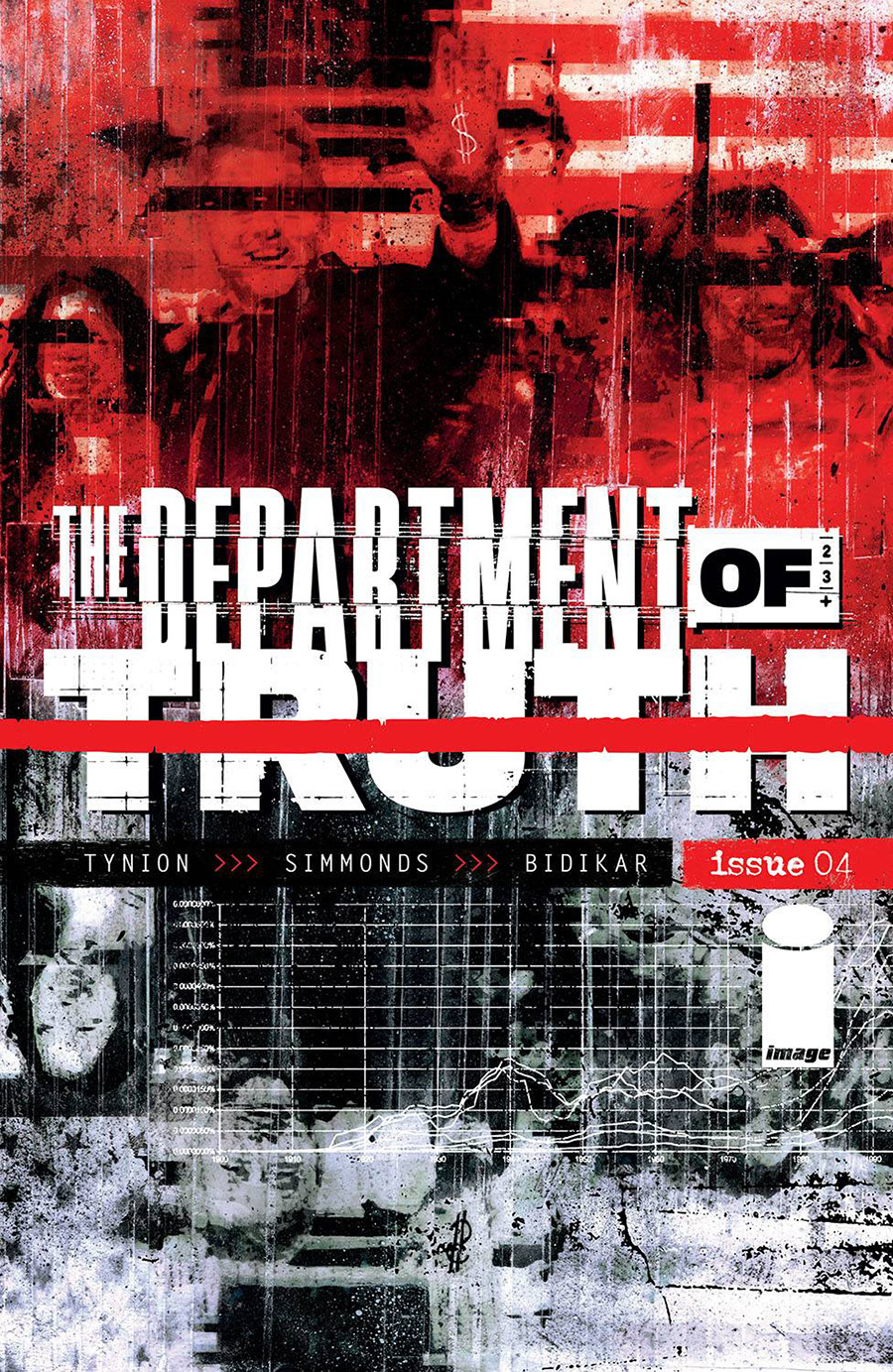 Department Of Truth #4 Cover A Regular Martin Simmonds Cover