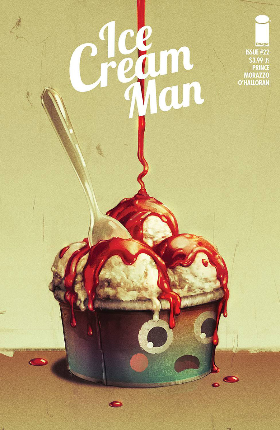 Ice Cream Man #22 Cover B Variant Sam Wolfe Connelly Cover