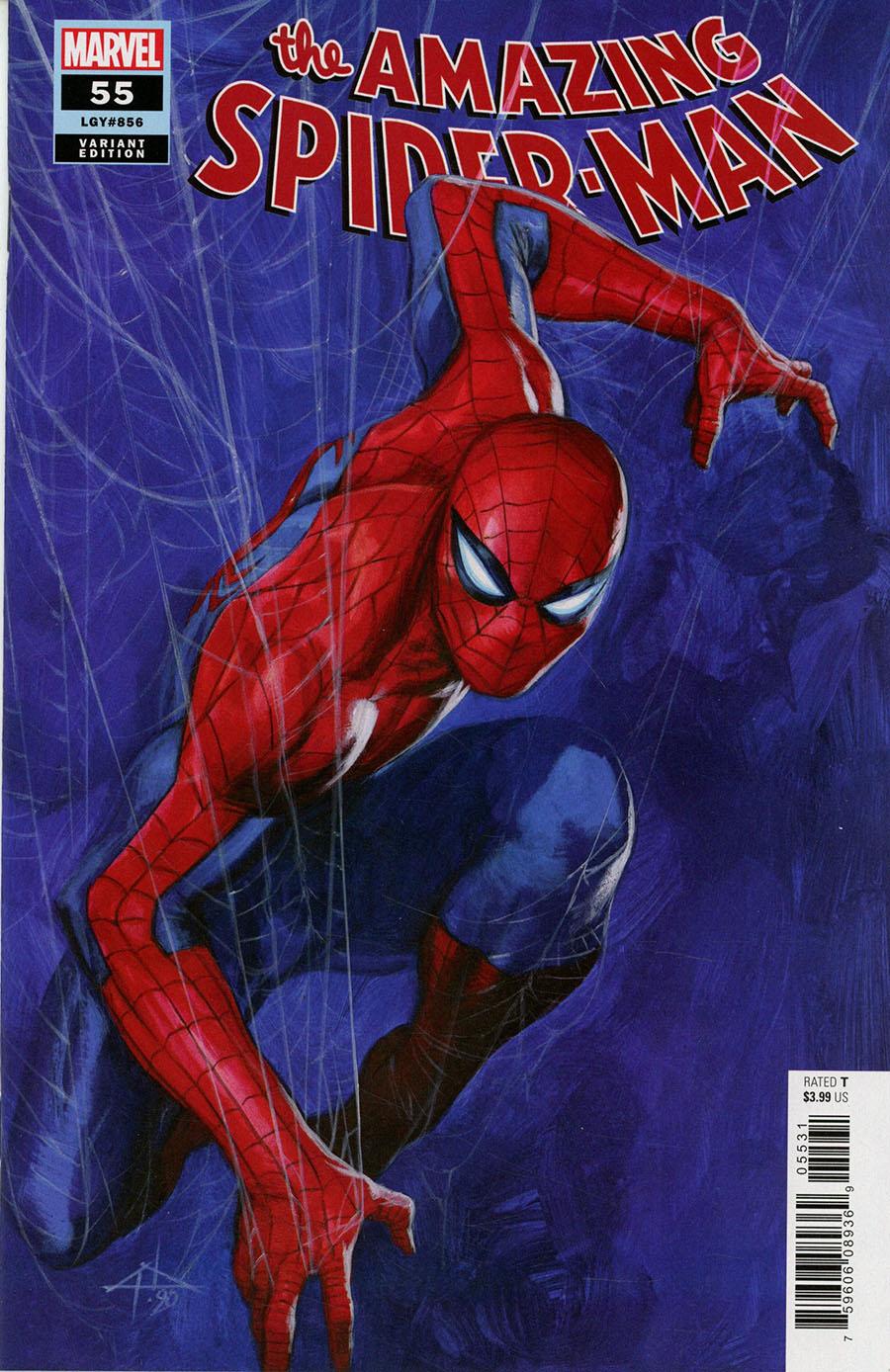 Amazing Spider-Man Vol 5 #55 Cover C Variant Gabriele Dell Otto Cover