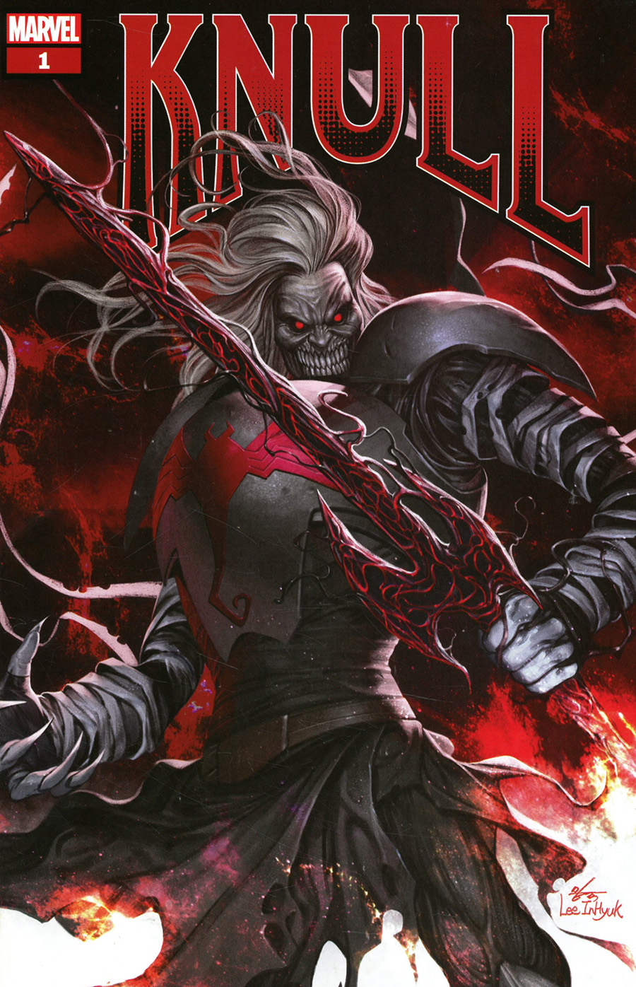 Knull Marvel Tales #1 Cover A Regular Inhyuk Lee Cover (King In Black Tie-In)