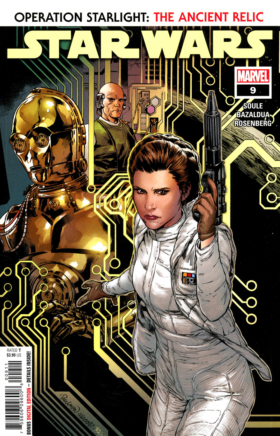 Star Wars Vol 5 #9 Cover A Regular Carlo Pagulayan Cover