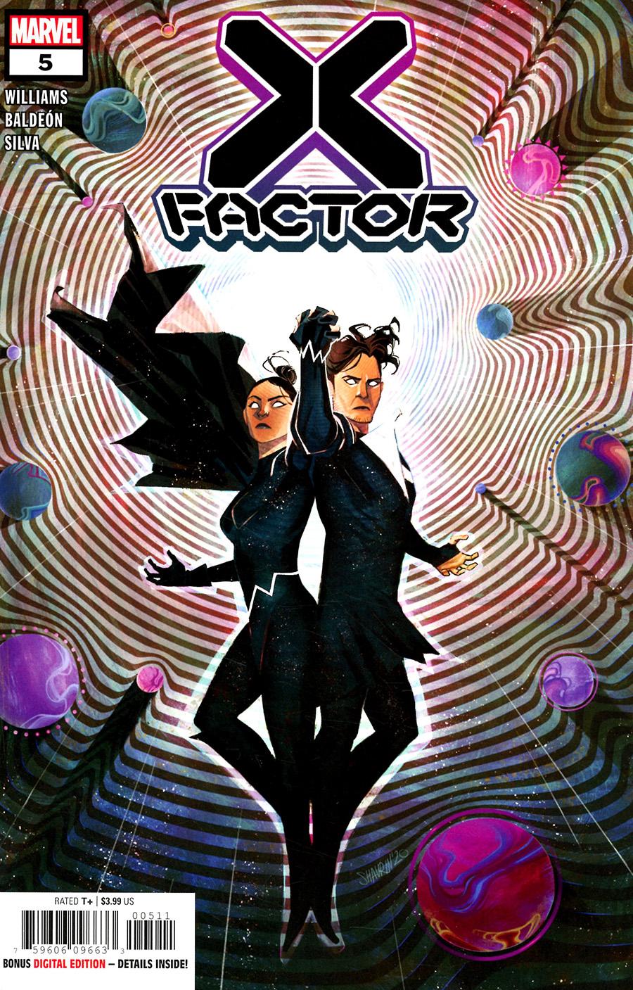 X-Factor Vol 4 #5 (X Of Swords Tie-In)