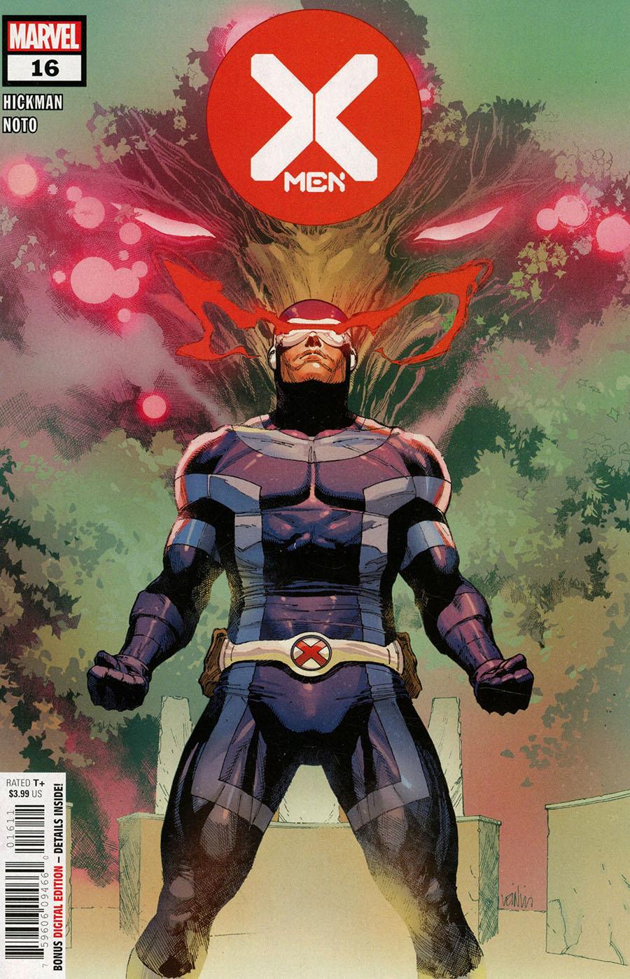 X-Men Vol 5 #16 Cover A Regular Leinil Francis Yu Cover (X Of Swords Tie-In)