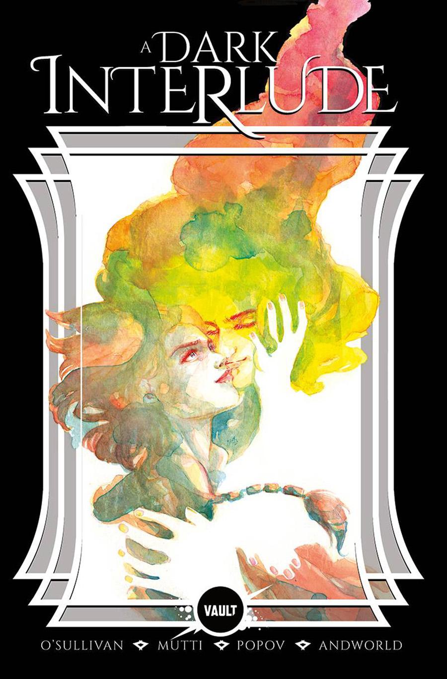 Dark Interlude #2 Cover A Regular Ariela Kristantina Cover