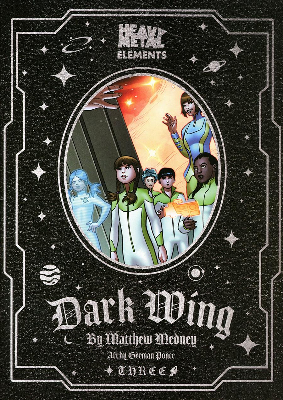 Dark Wing #3