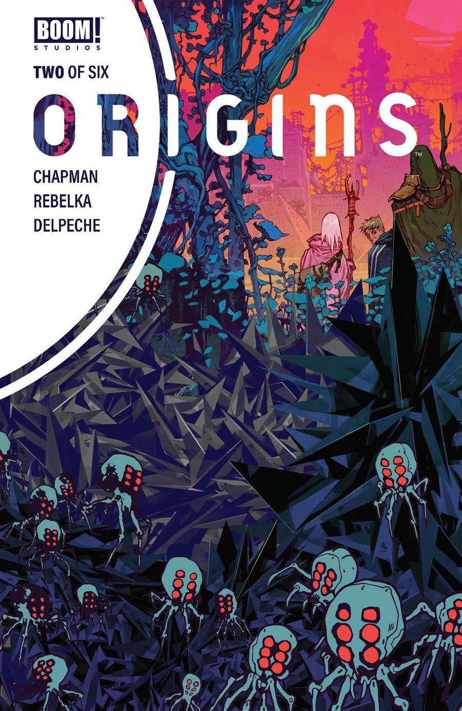 Origins #2 Cover A Regular Jakub Rebelka Cover