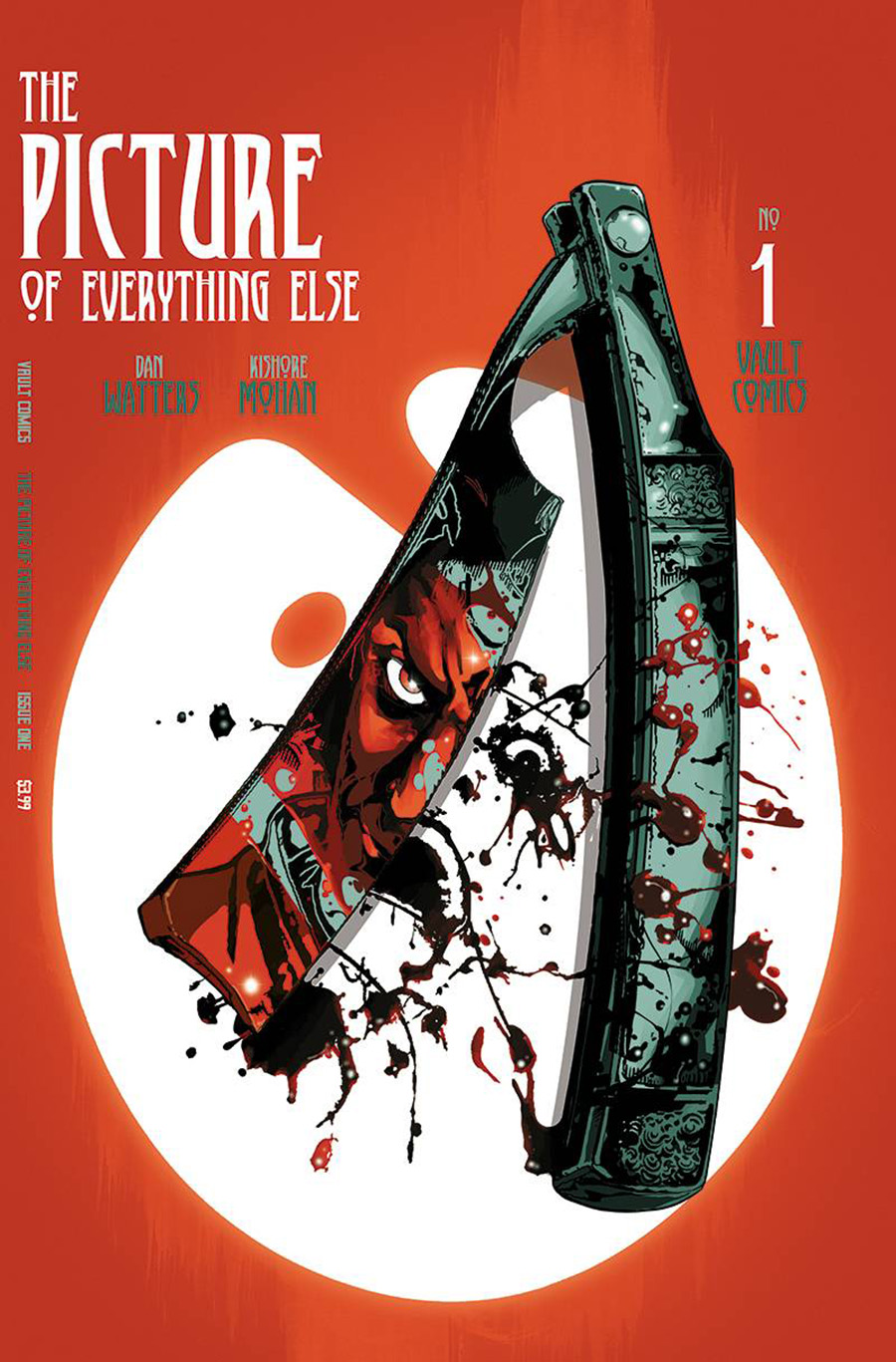Picture Of Everything Else #1 Cover B Variant Nathan Gooden & Tim Daniel Cover