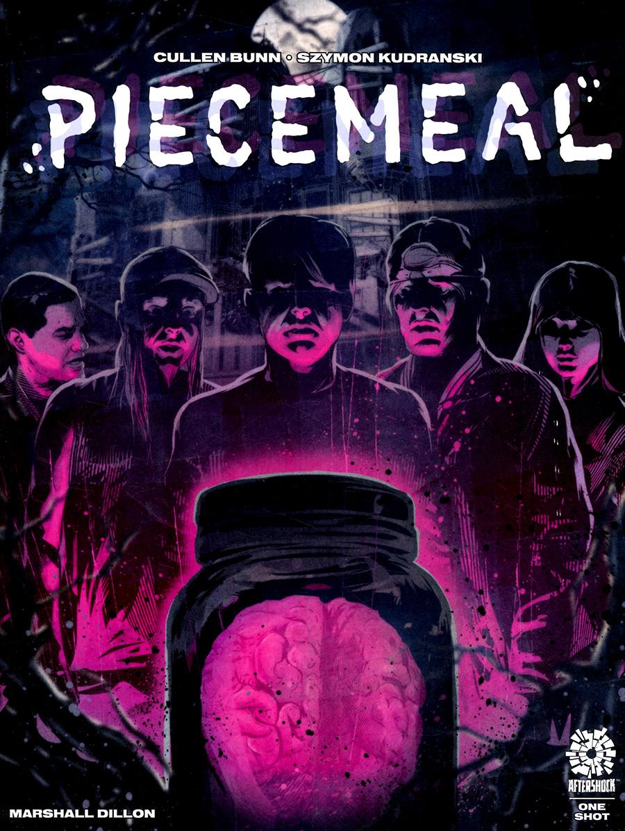 Piecemeal Prestige Format One Shot