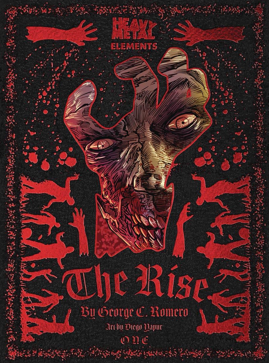 The Rise #1 Cover A (Limit 1 Per Customer)
