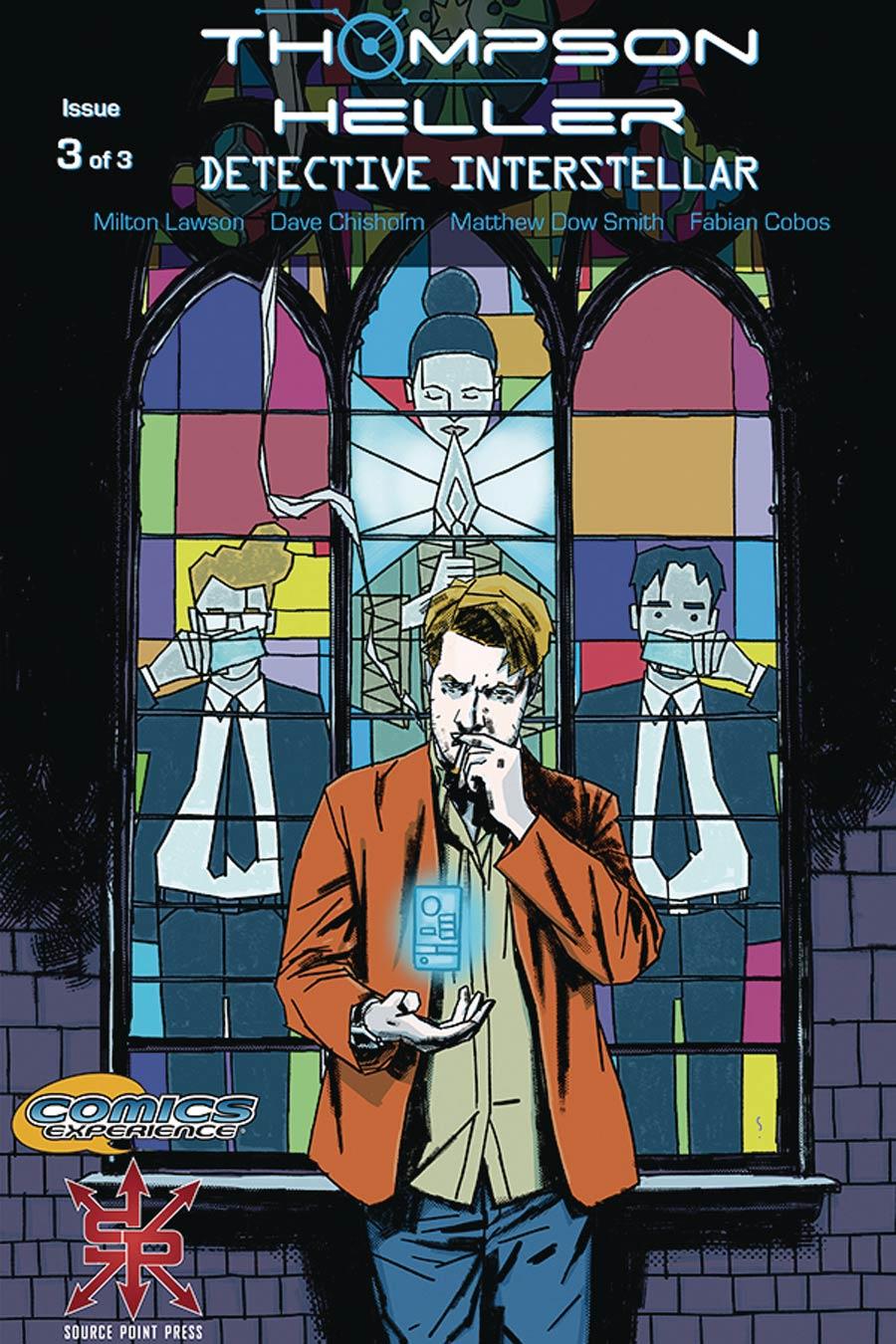 Thompson Heller Detective Interstellar #3