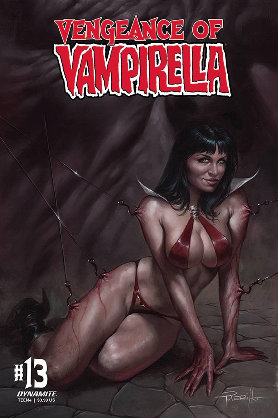 Vengeance Of Vampirella Vol 2 #13 Cover A Regular Lucio Parrillo Cover