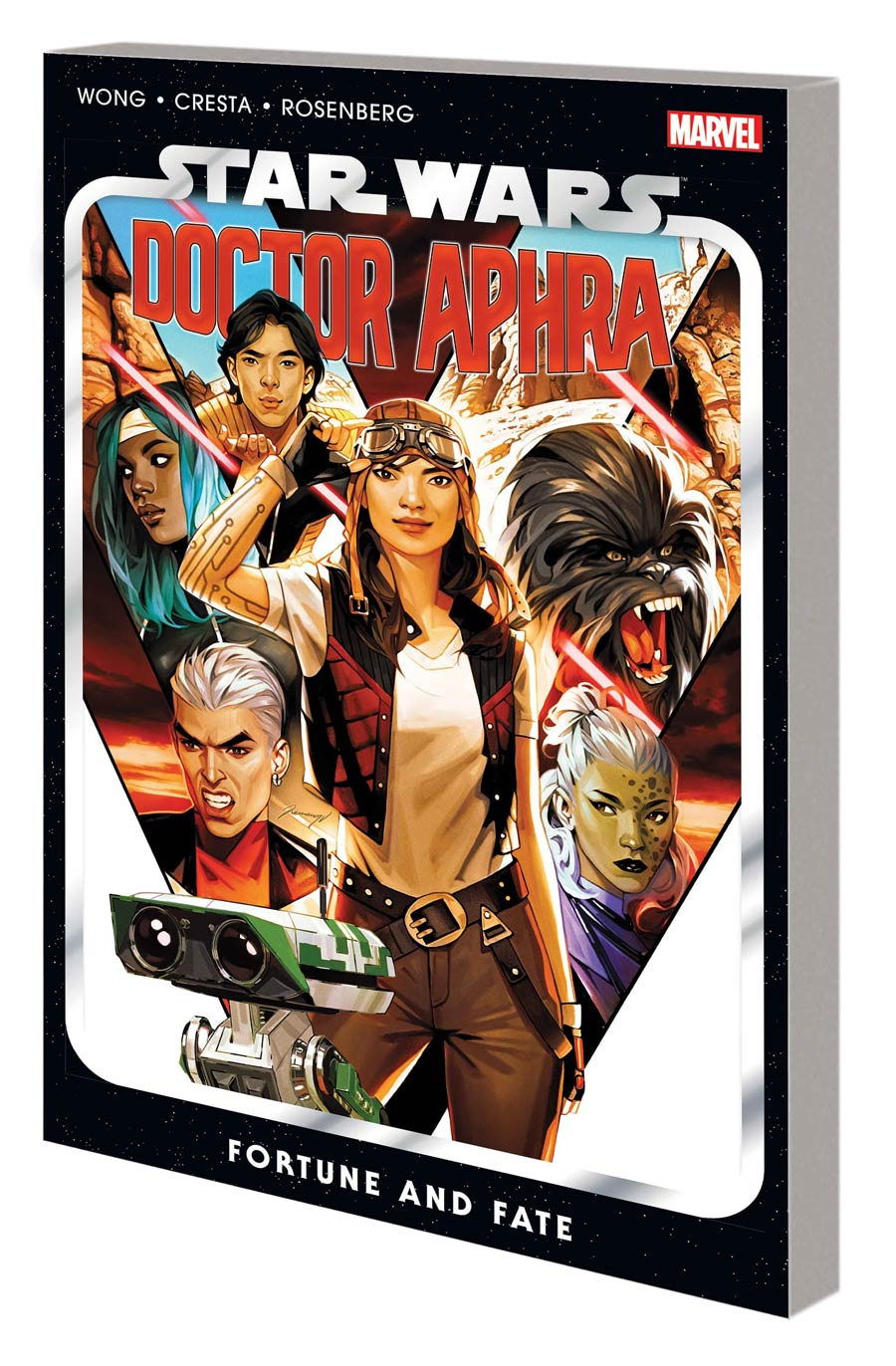 Star Wars Doctor Aphra (2020) Vol 1 Fortune And Fate TP