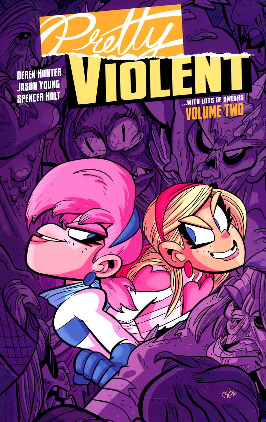 Pretty Violent Vol 2 TP