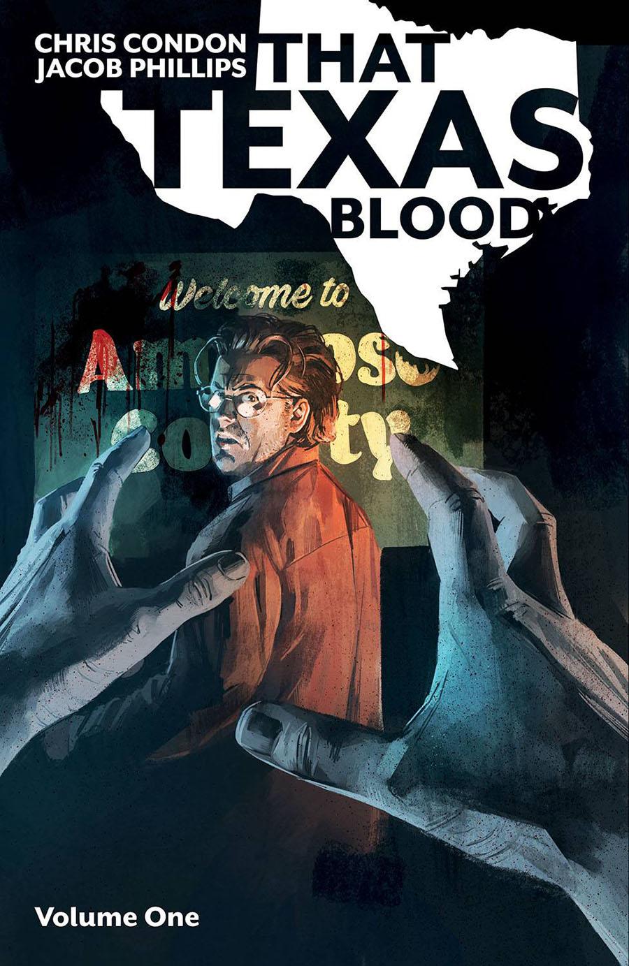 That Texas Blood Vol 1 TP