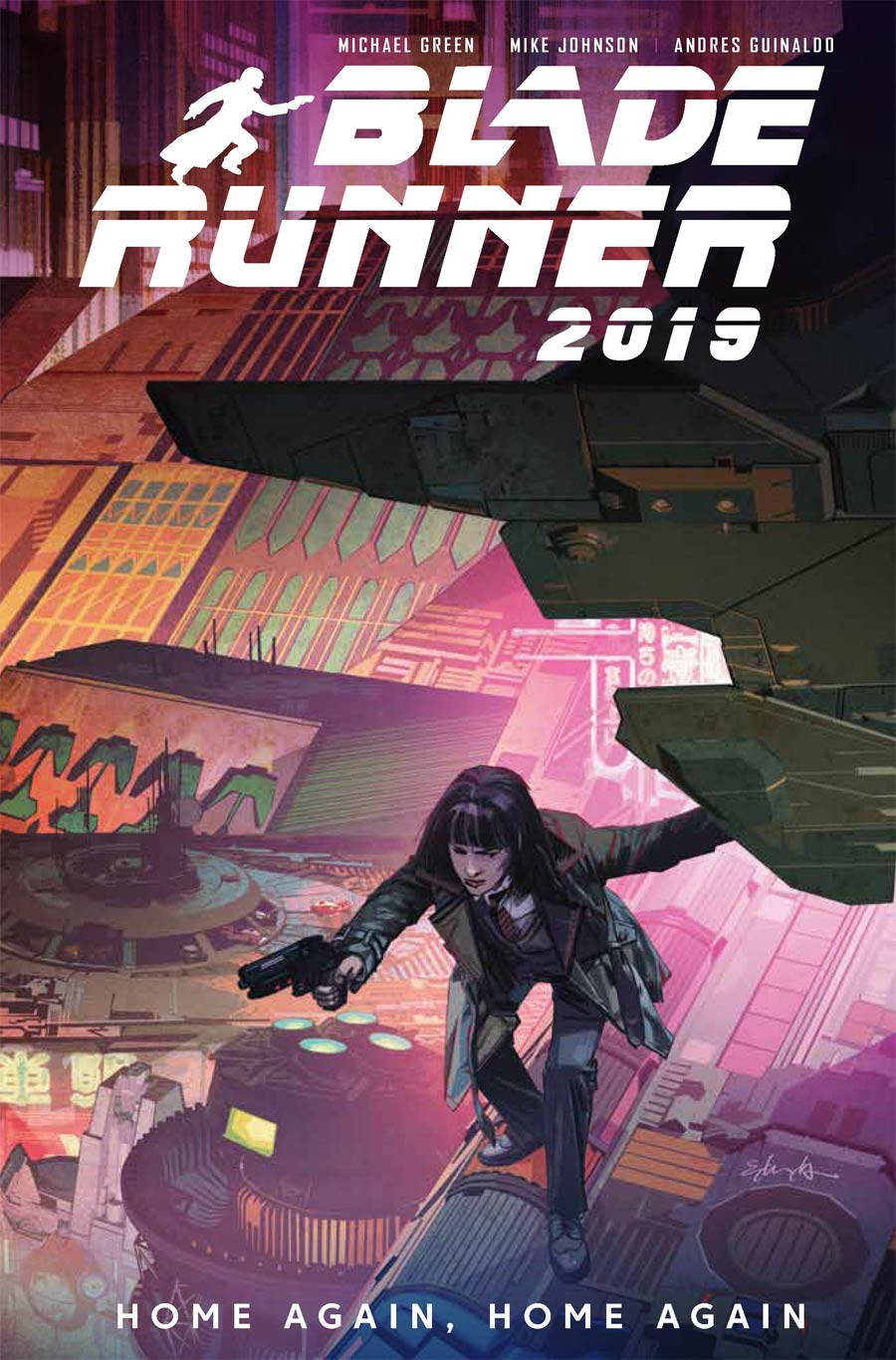 Blade Runner 2019 Vol 3 Home Again Home Again TP