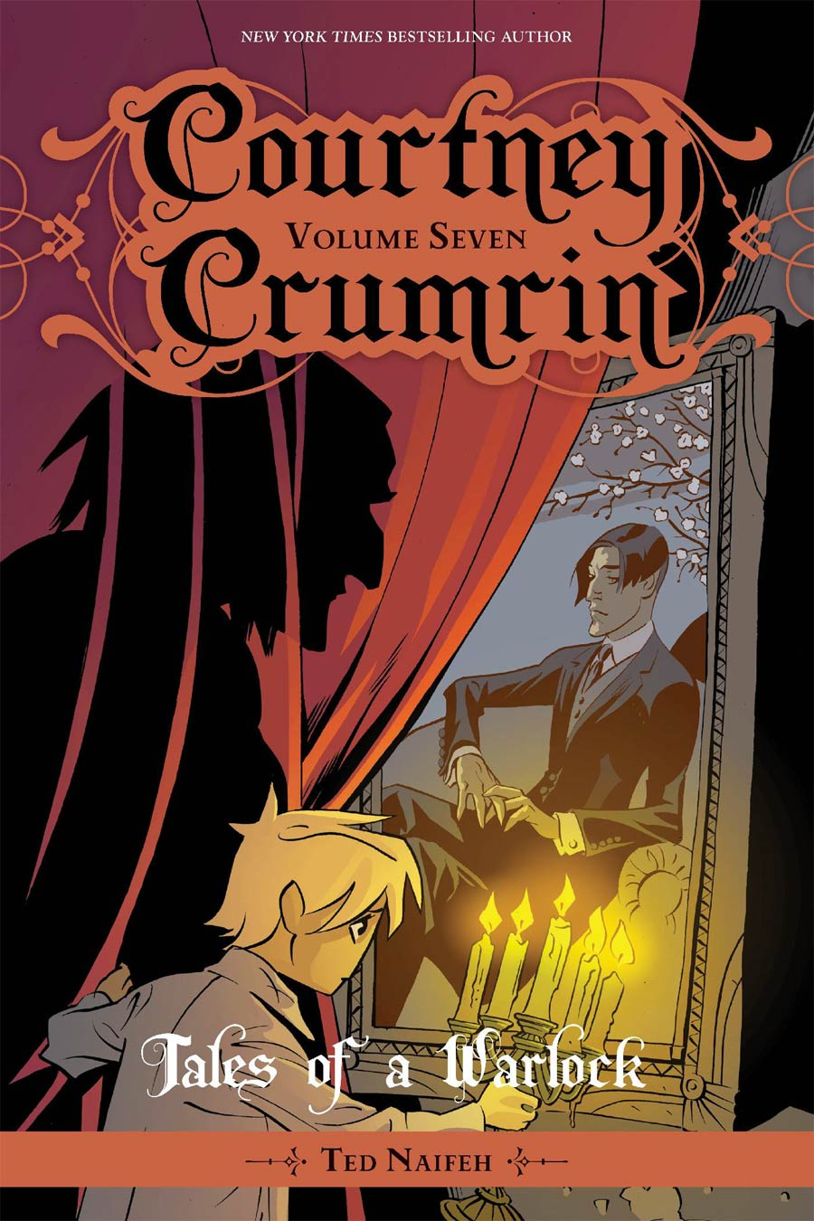 Courtney Crumrin Vol 7 Tales Of A Warlock TP Special Edition