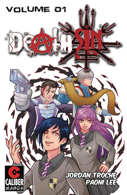 Death Sin Vol 1 TP