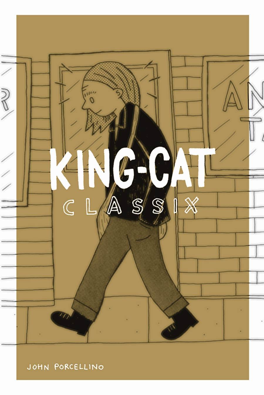 King-Cat Classix TP