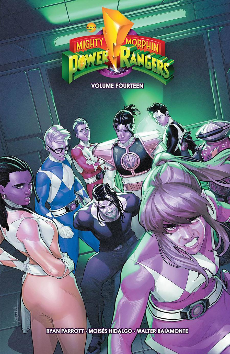 Mighty Morphin Power Rangers Vol 14 TP