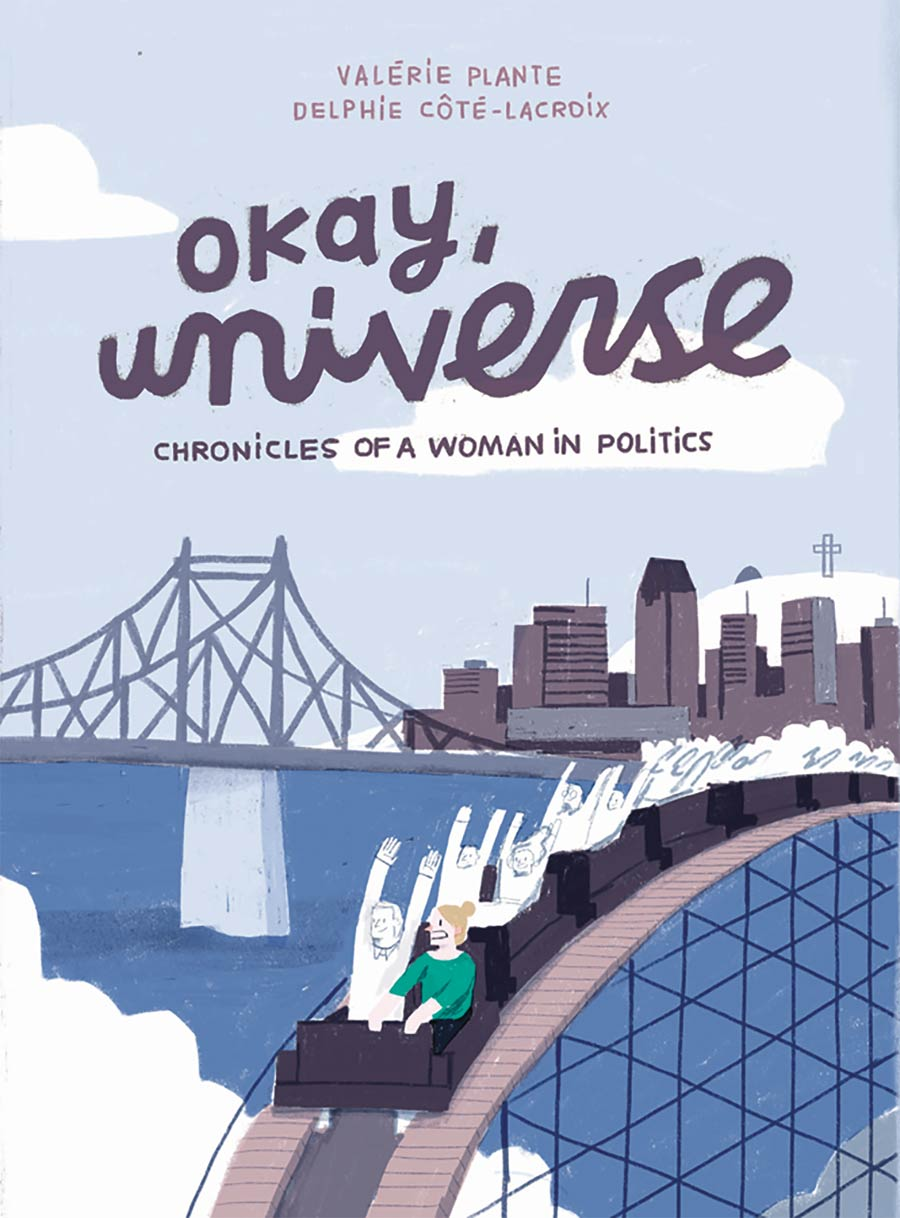 Okay Universe Chronicles Of A Woman In Politics GN