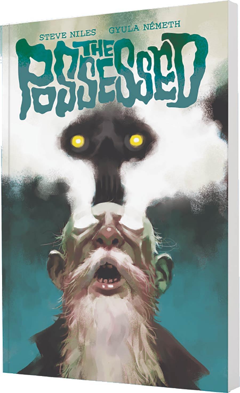 Possessed TP (Clover Press Series)