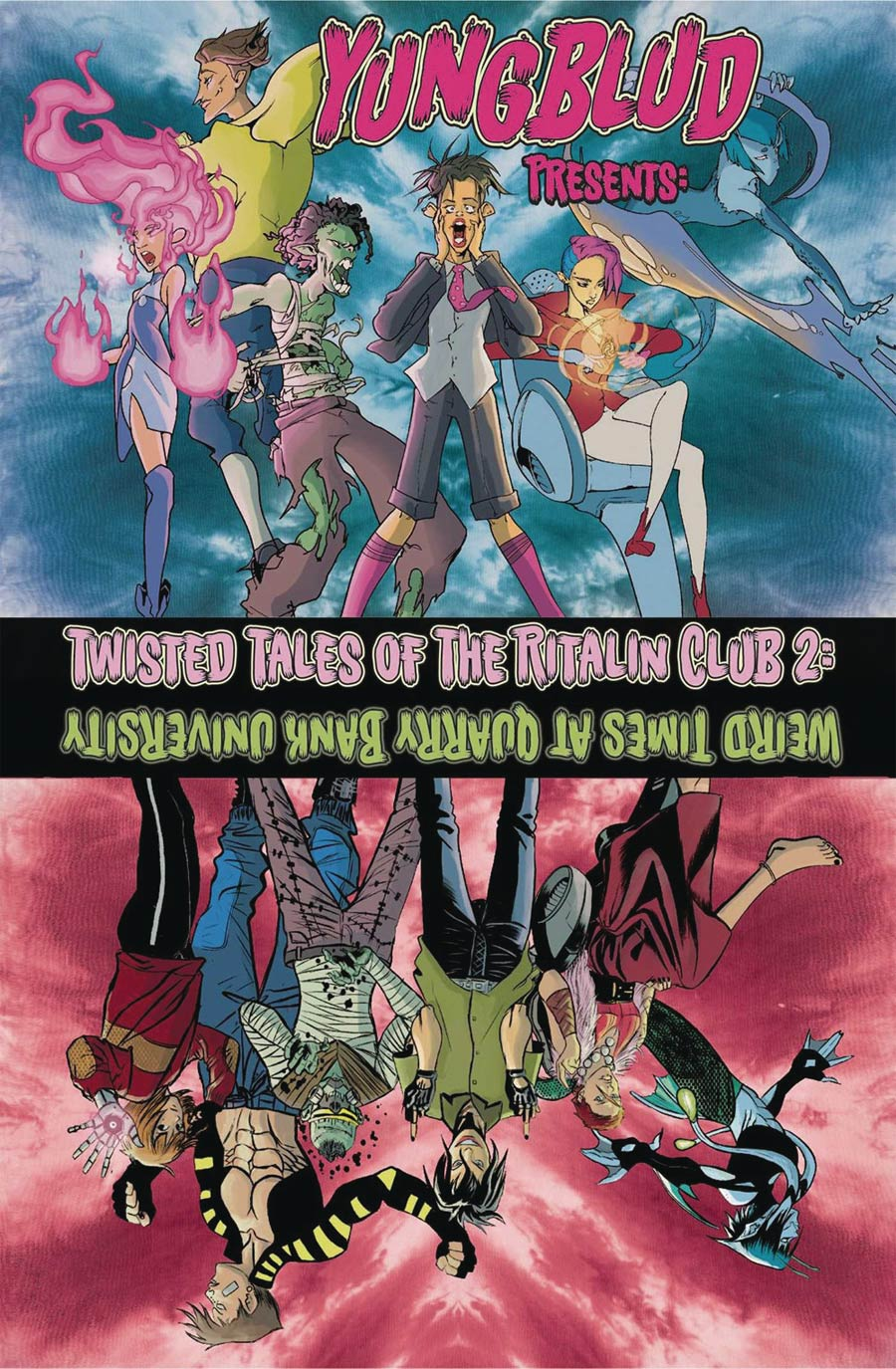 Yungblud Presents Twisted Tales Of The Ritalin Club 2 Weird Times At Quarry Bank University TP