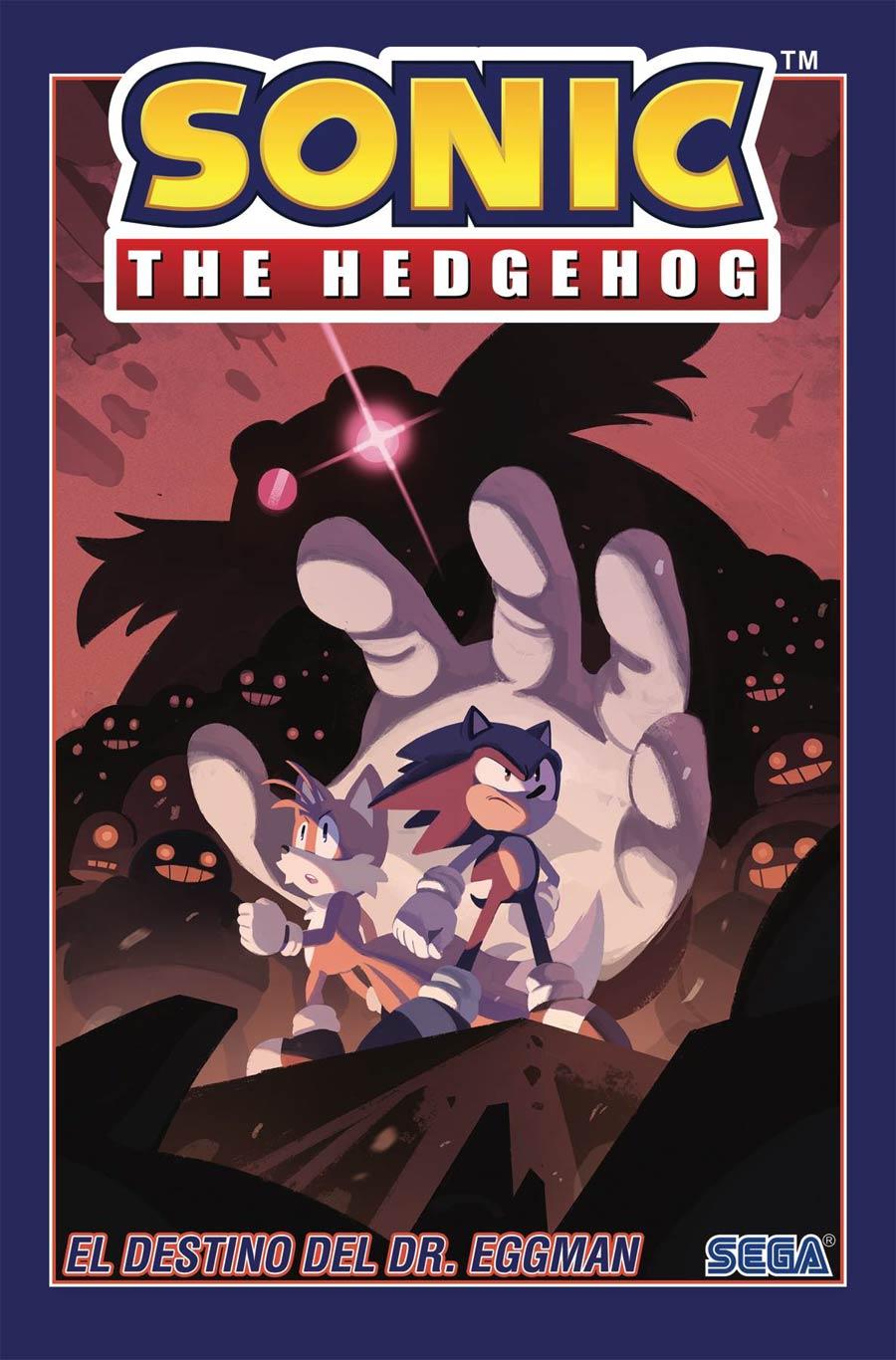 Sonic The Hedgehog (IDW) Vol 2 El Destino Del Dr Eggman (Sonic The Hedgehog (IDW) Vol 2 Fate Of Dr Eggman Spanish Edition) TP