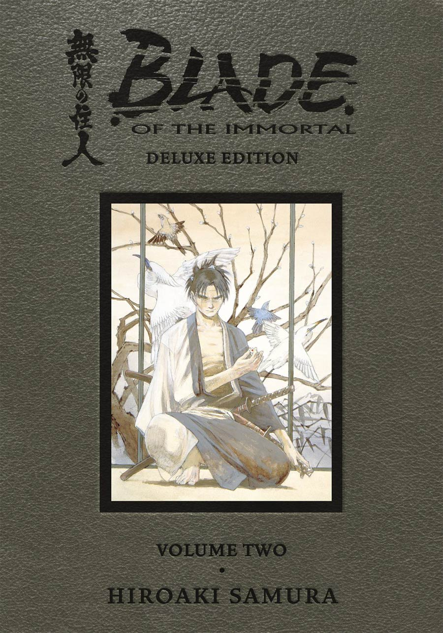 Blade Of The Immortal Deluxe Edition Vol 2 HC