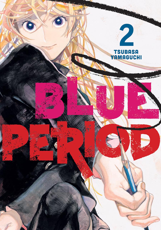 Blue Period Vol 2 GN