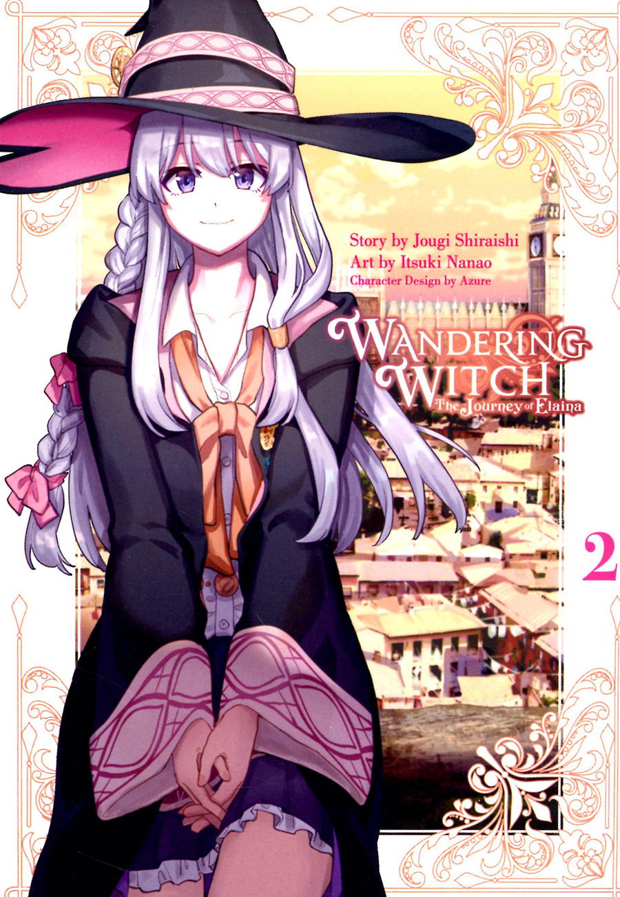 Wandering Witch Journey Of Elaina Vol 2 GN