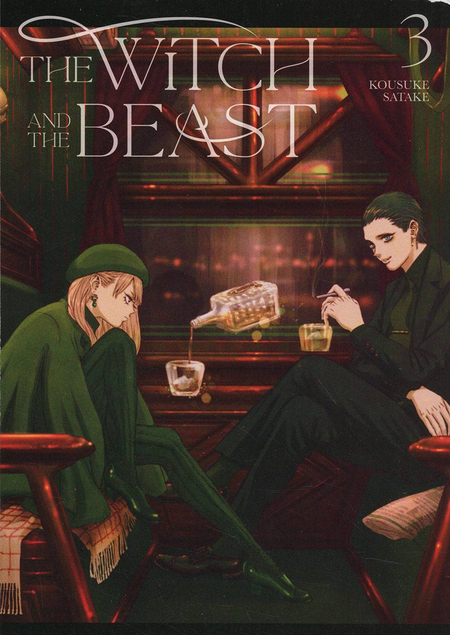 Witch And The Beast Vol 3 GN