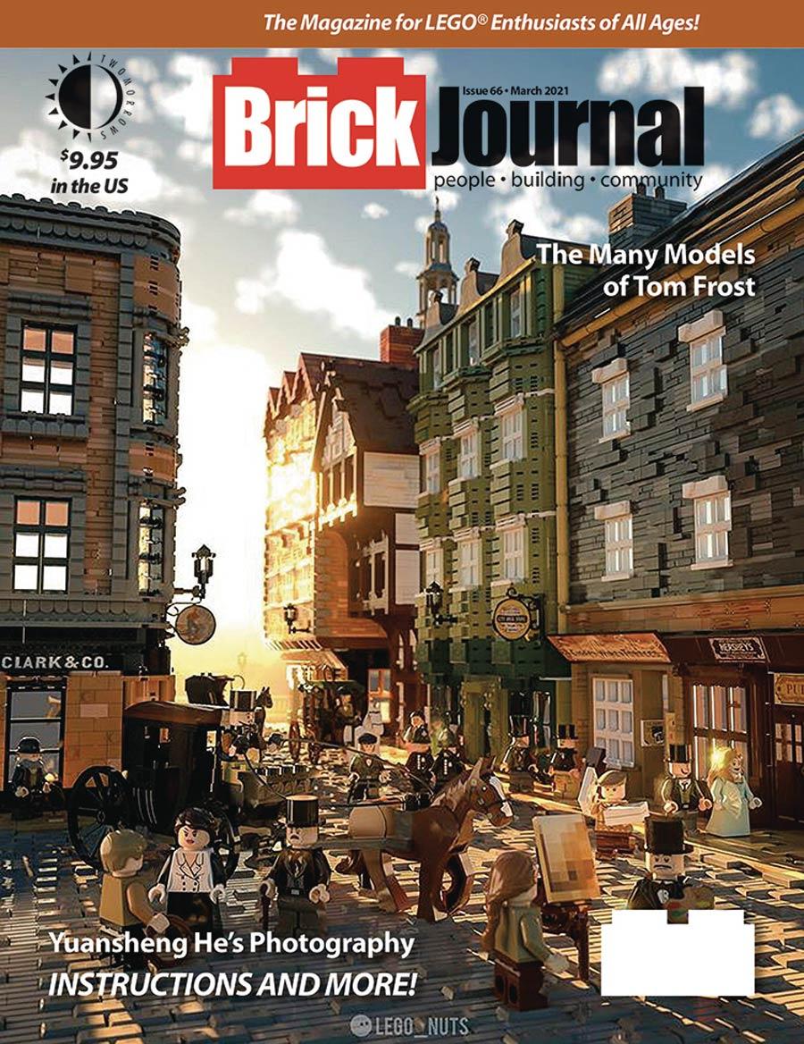 Brickjournal #66