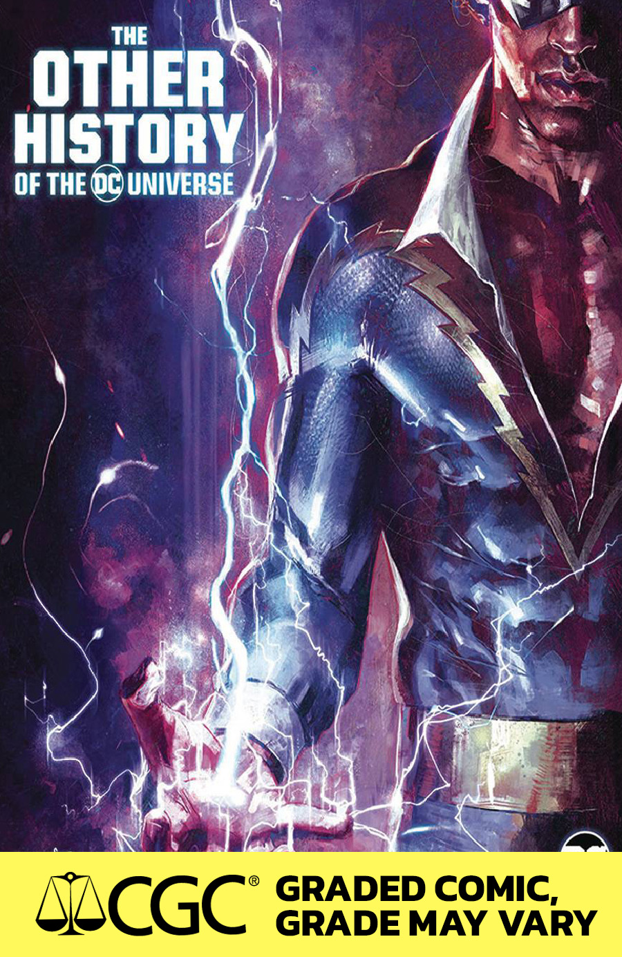 Other History Of The DC Universe #1 Cover E DF CGC Graded