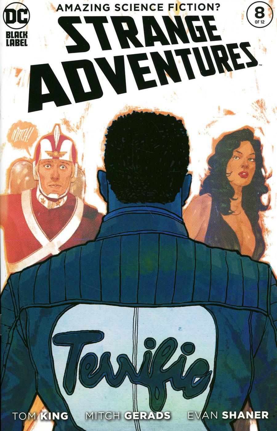 Strange Adventures Vol 4 #8 Cover A Regular Mitch Gerads Cover