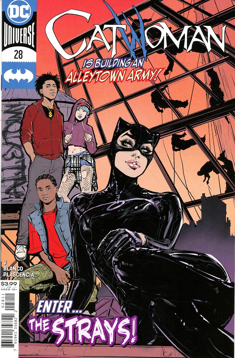 Catwoman Vol 5 #28 Cover A Regular Joelle Jones Cover