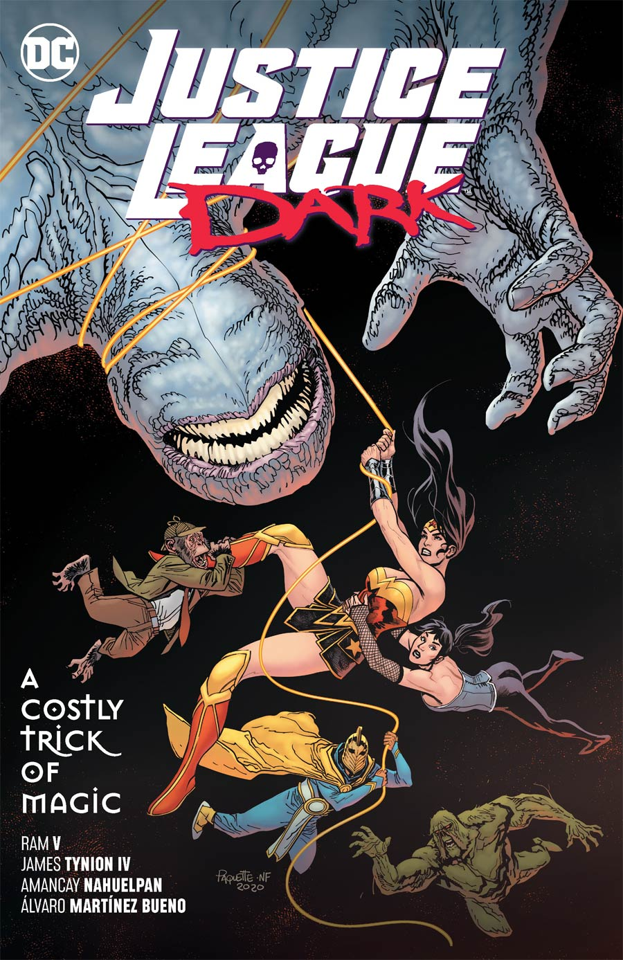 Justice League Dark (2018) Vol 4 A Costly Trick Of Magic TP