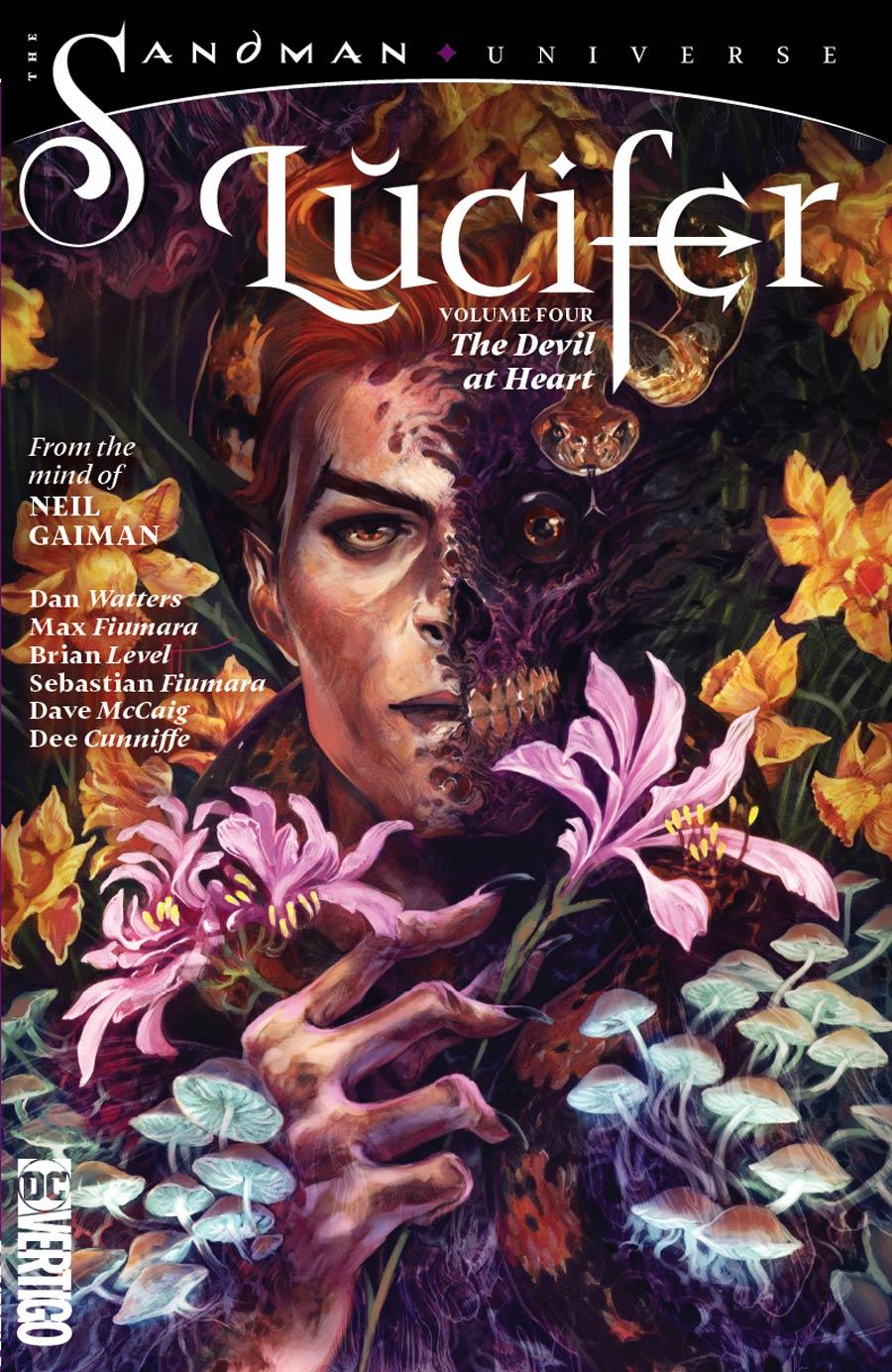 Lucifer (2018) Vol 4 The Devil At Heart TP