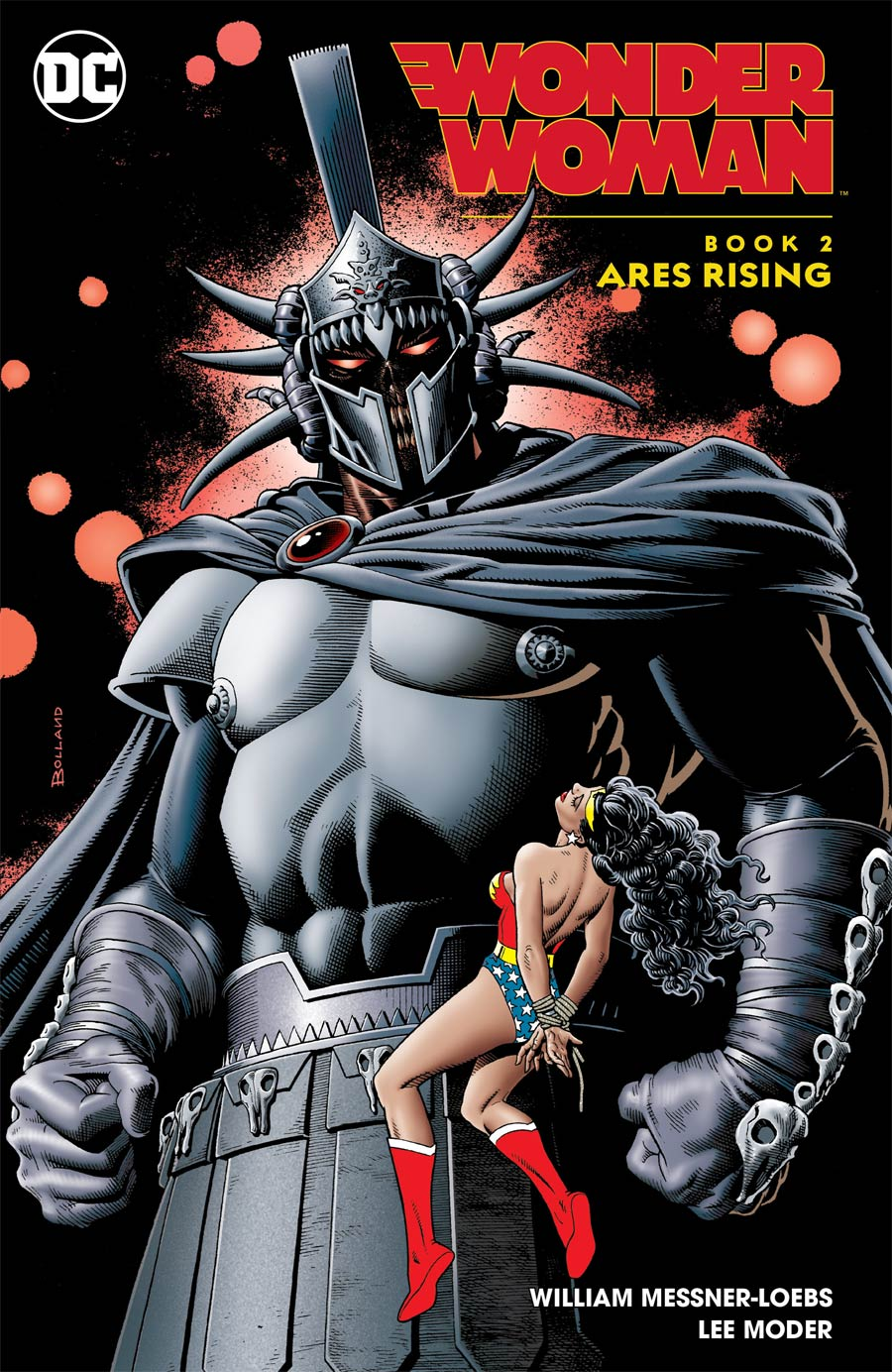 Wonder Woman Book 2 Ares Rising TP