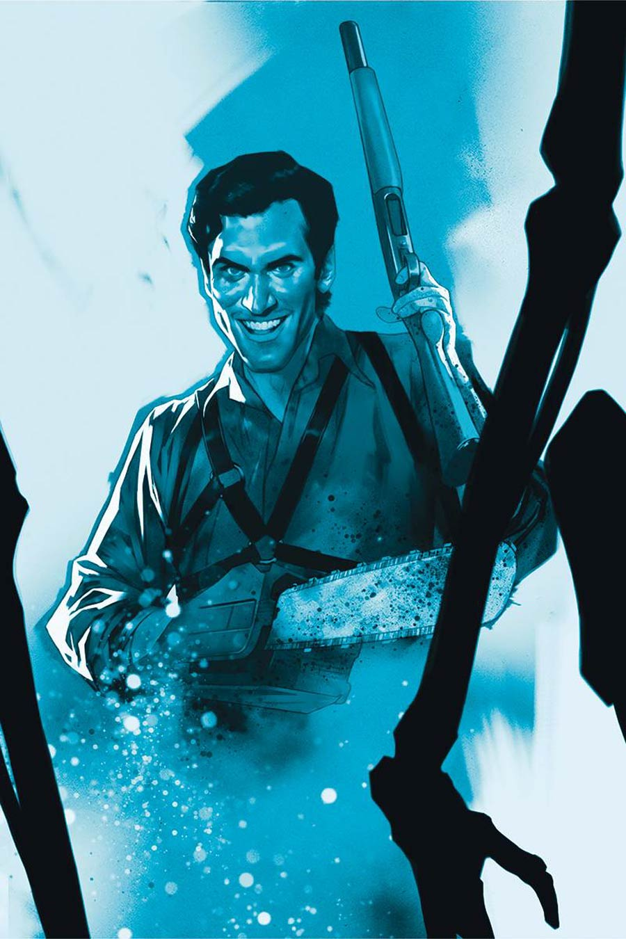 Death To The Army Of Darkness #5 Cover K Incentive Ben Oliver Tint Virgin Cover