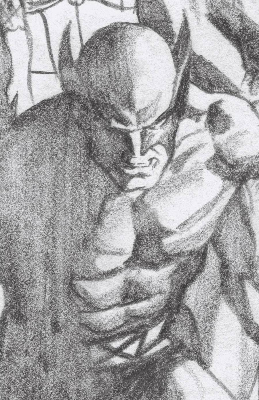Wolverine Vol 7 #6 Cover D Incentive Alex Ross Timeless Wolverine Virgin Sketch Cover (X Of Swords Part 3)