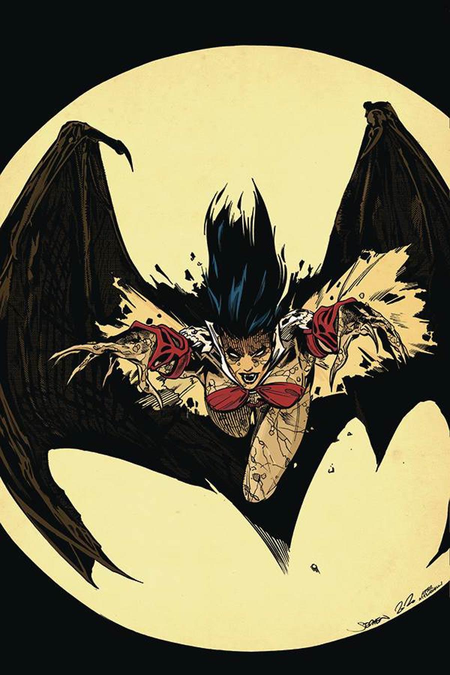 DieNamite #1 Cover G Incentive Stephen Mooney Classic Batman Homage Virgin Color Cover