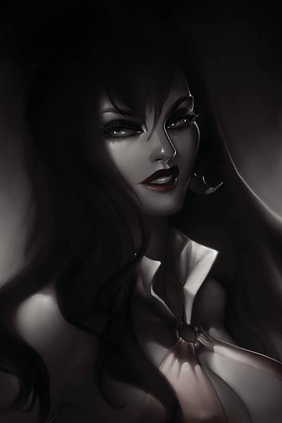 Vampirella Vol 8 #14 Cover K Incentive Meghan Hetrick Virgin Cover