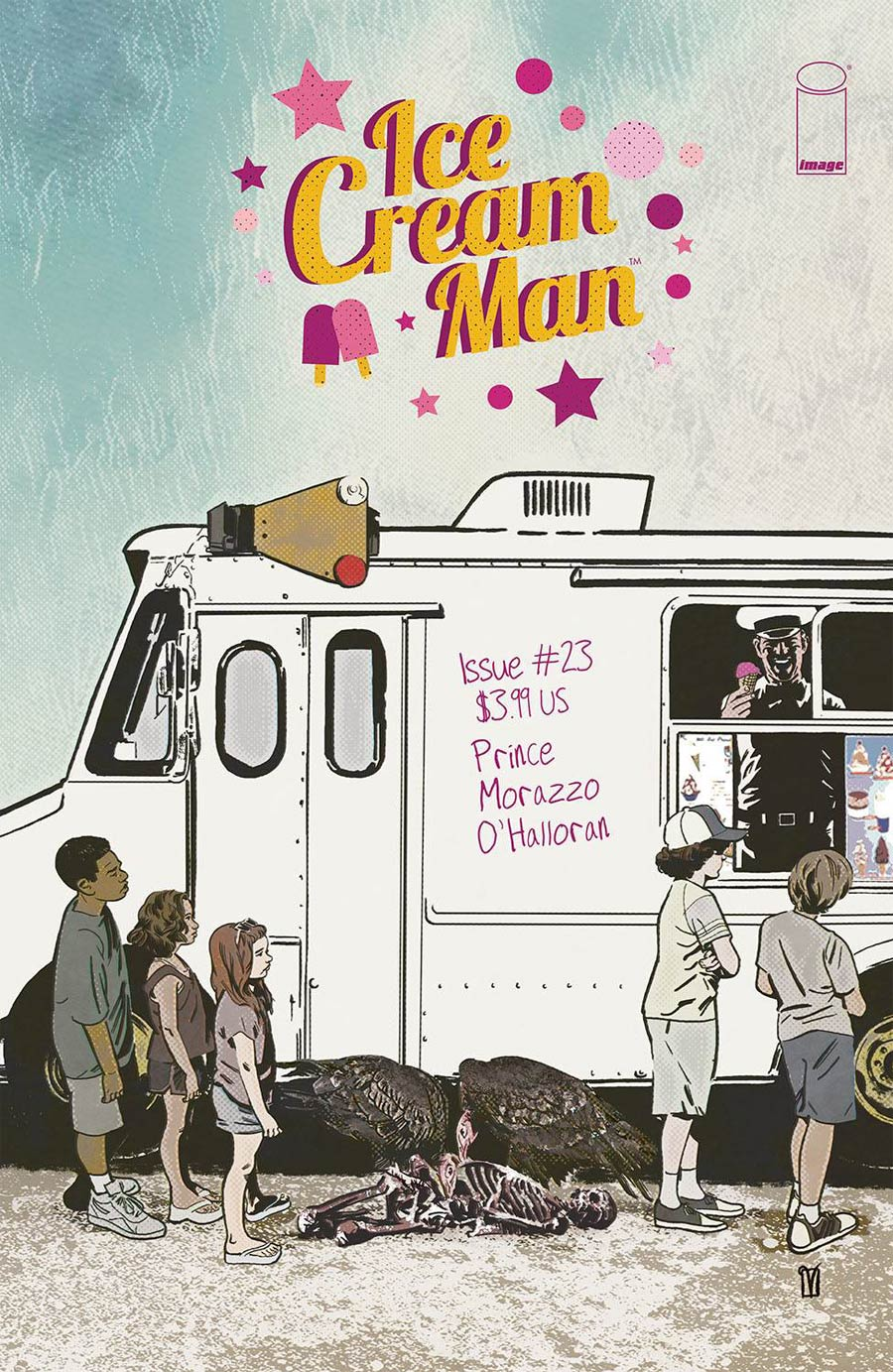 Ice Cream Man #23 Cover B Variant Valentine De Landro Cover