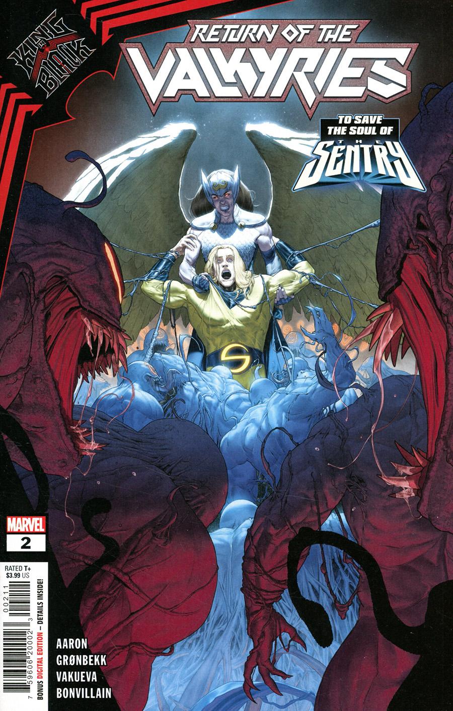 King In Black Return Of The Valkyries #2 Cover A Regular Mattia De Iulis Cover
