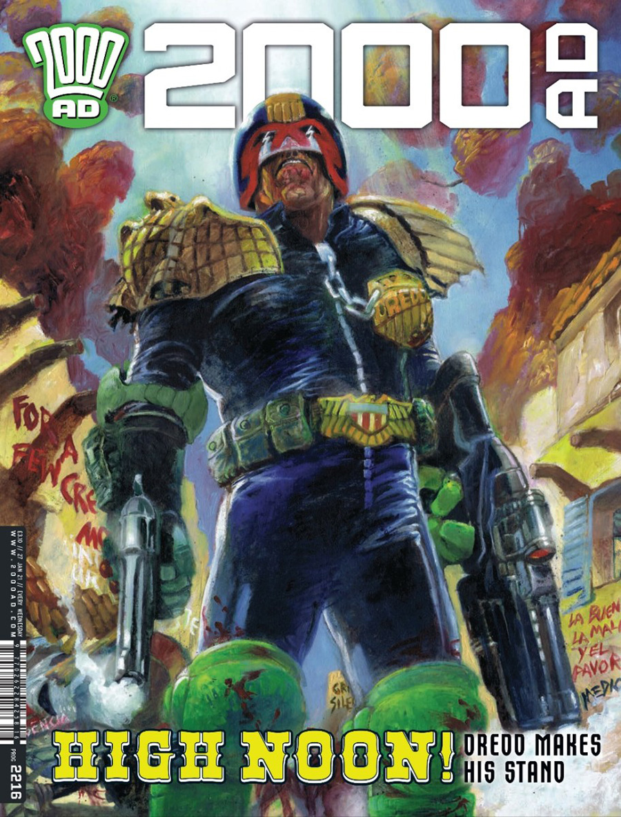 2000 AD Pack January 2021